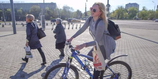 В Левобережном появятся безопасные для велосипедов парковки