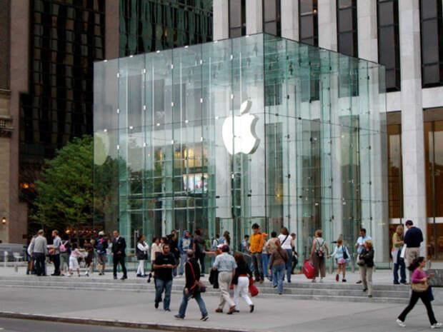 Заработок компании Apple. | Фото: Hackios.net.