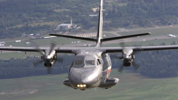ДОСААФ заявила о приостановке полетов самолетов типа L-400 в пределах России