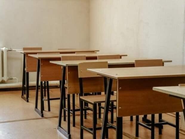 Детей эвакуировали в школе №13 в Чите