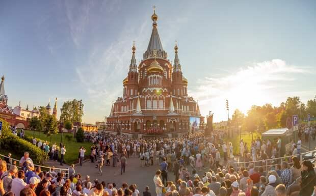 Накануне дня города в Ижевске пройдет Большой хоровой собор