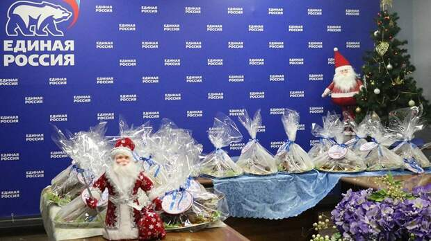 «Единая Россия» стала активнее развивать волонтерские проекты