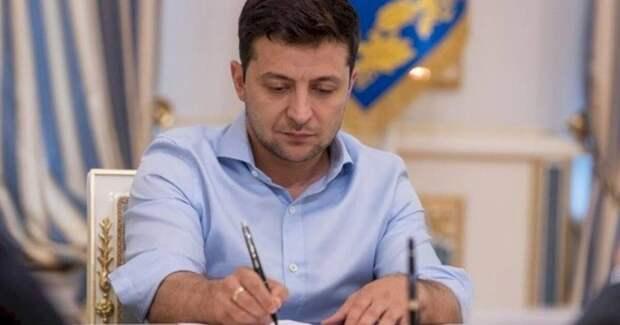 Зеленский поручил правительству утвердить годовую национальную программу под эгидой Комиссии Украина - НАТО на 2021 год