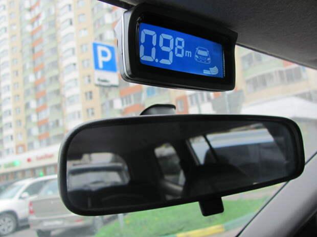 Как подключить в автомобиле парктроник: что нужно знать при установке