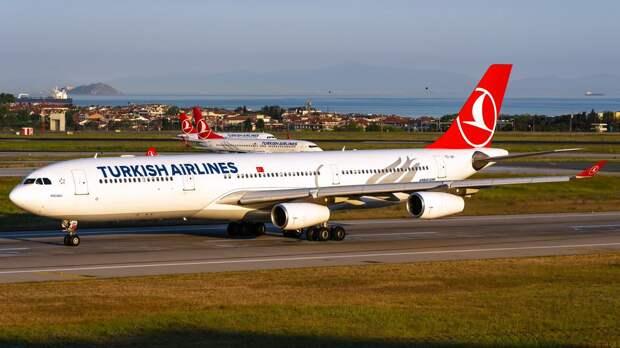 Эрдоган рад возобновлению авиасообщения между Россией и Турцией