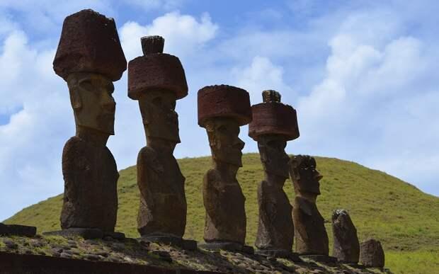 Предки полинезийцев и индейцев контактировали друг с другом