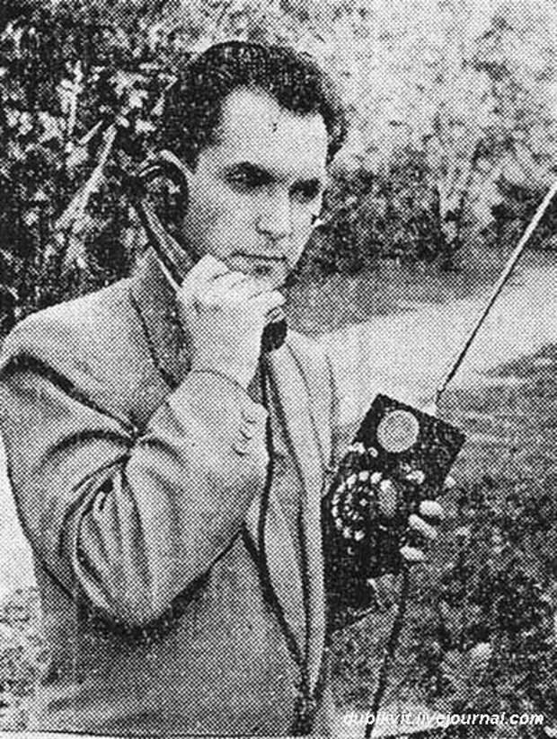 Аппарат 1958 года. «Орловская правда», декабрь 1961