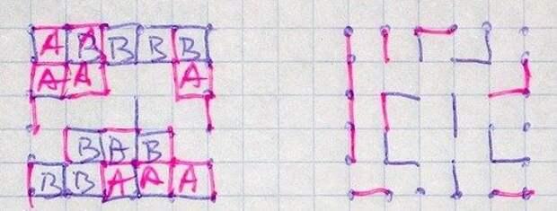 15 игр на бумаге из детства