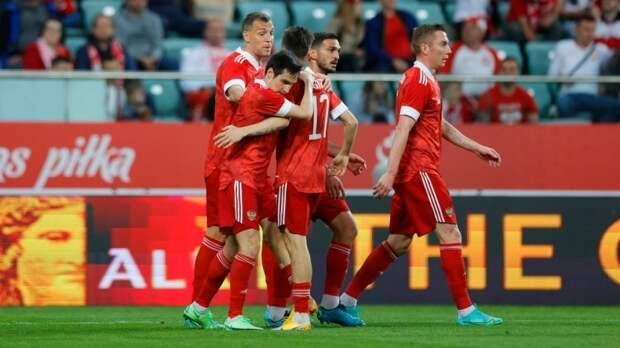 Назван новый тренерский штаб сборной России