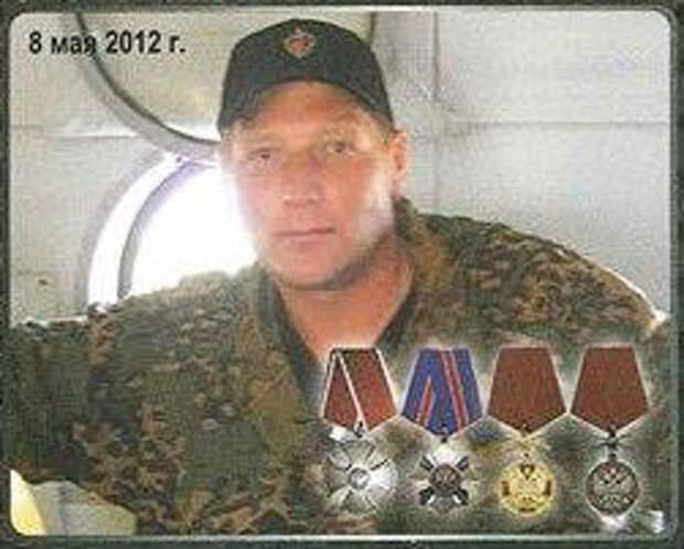 Полковник КОККИНАКИ Константин Константинович