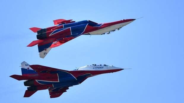 Вашингтон сообщил о потере двух МиГ-29 ЧВК Вагнера в Ливии