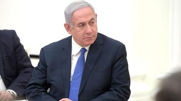 Израильский премьер поддержал действия сил безопасности при столкновении с палестинцами