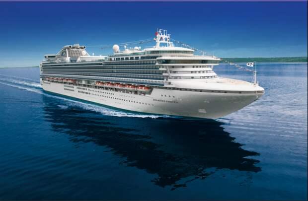 Как умирает туризм, ужасы лайнера Diamond Princess