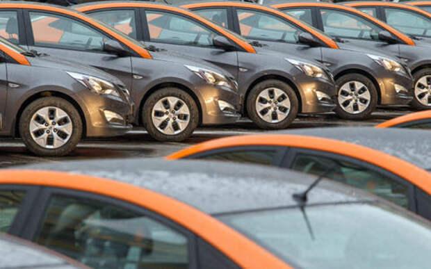 1400 водителей попали в черные списки операторов каршеринга