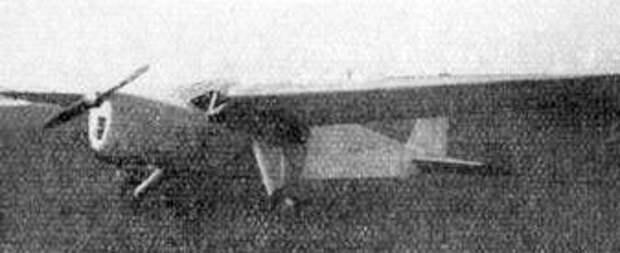 Bernard 201 T L'Aerophile July 1933.jpg