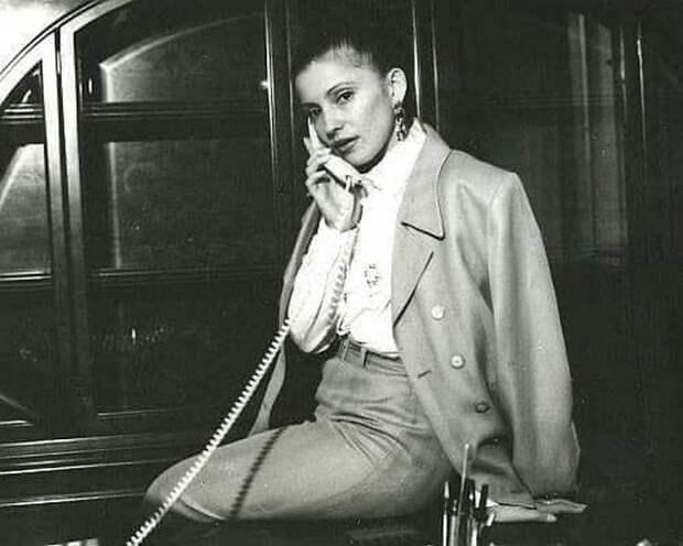 Юлия Тимошенко, 1997 год.