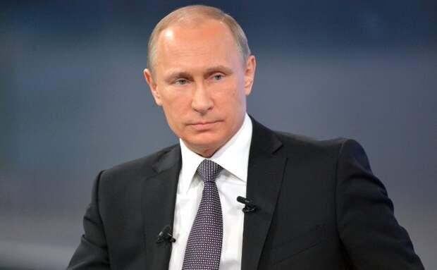 Внимание! Заявление Владимира Путина