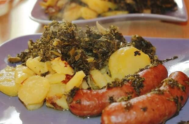 Оказалось, даже картошку в мундире не умел варить. Рассказываю, чему меня научил повар из обычной столовки: вкусно, ароматно
