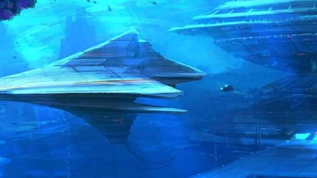 США обнаружили усвоего побережья объект, похожий нароссийский «Посейдон»