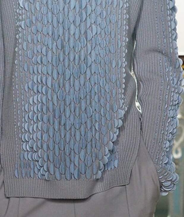 шьем свитер