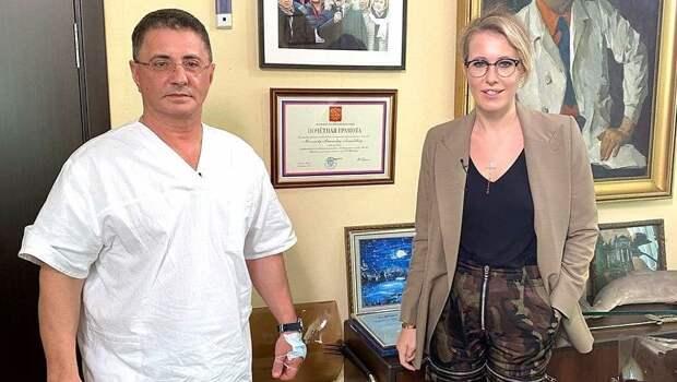 Доктор Мясников: «Люди боятся не коронавируса, а принимаемых мер»
