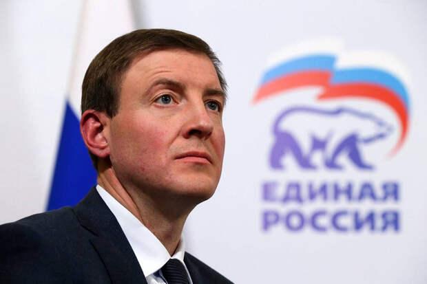 «Единая Россия» заявила об убедительной победе на проходящих выборах