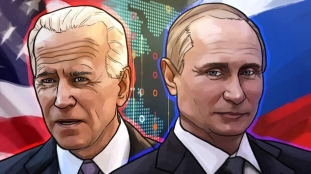 «Байден уже проиграл»: пробежавший по трапу самолета Путин восхитил американцев