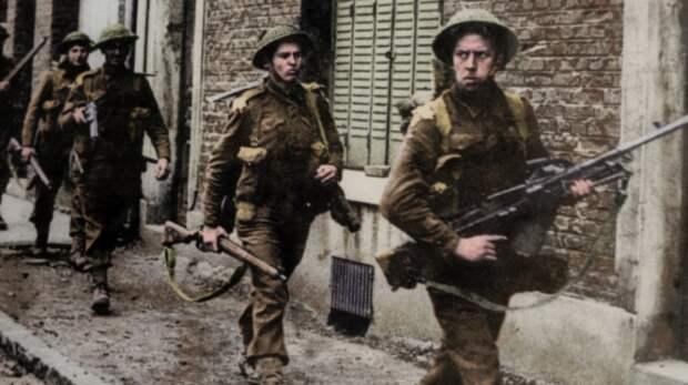 Неизвестная война Британии с Красной Армией во время Второй мировой войны
