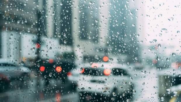 Дождь и похолодание до +7 градусов ожидается в Петербурге 18 октября