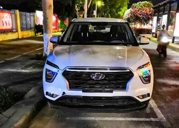 Первые подробности о новом Hyundai Creta
