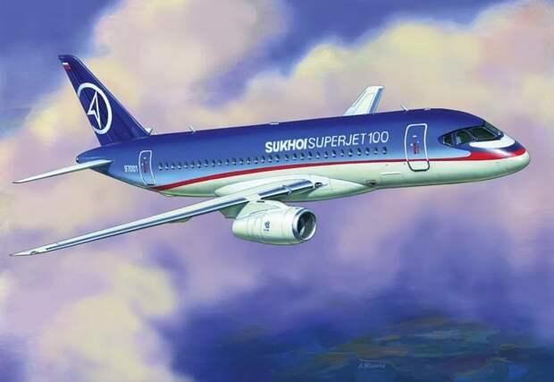 Снова ЧП с Superjet «Аэрофлота» — снова с вылетом из Шереметьево