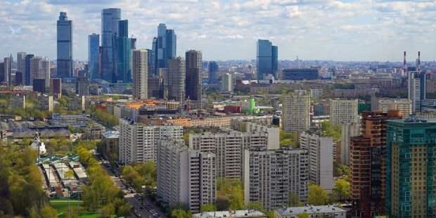 Собянин рассказал на форуме «Новое знание» о развитии Москвы как умного города