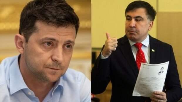 Зеленский хочет отдать Саакашвили высокую должность в правительстве Украины