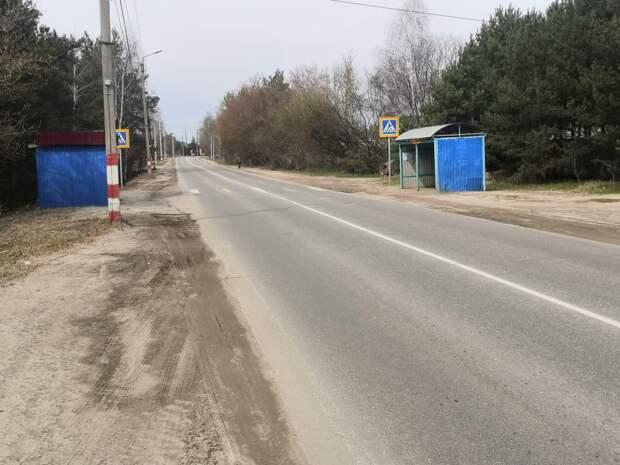 16 новых остановочных павильонов установят наподъезде кБору врамках нацпроекта «Безопасные качественные дороги»