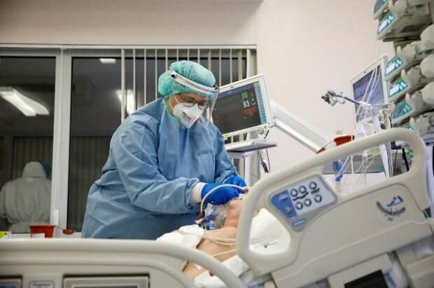 ВОЗ сообщила о выходе на плато по заболеваемости коронавирусом в мире