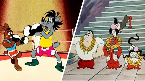 Олимпиада-80 в советских мультфильмах: сюжеты в «Казаках» и «Ну, погоди!», «Баба Яга против!»