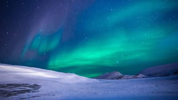 Зарубежные физики обнаружили новый тип полярного сияния