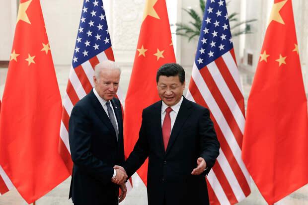 Китай поздравил Байдена с победой