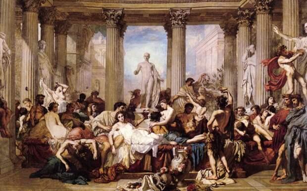 3 императора Древнего Рима, поражавших современников и потомков развратом