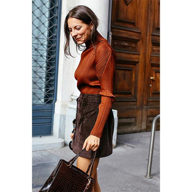 street style 41 Как выглядеть на миллион <br> в простой одежде