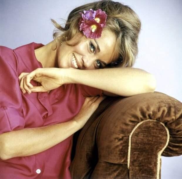 Очаровательная Джейн Фонда.