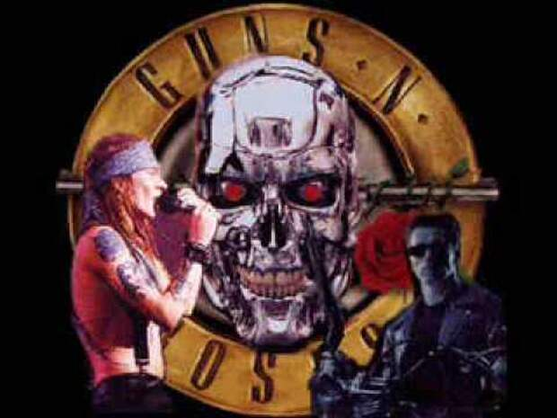 Песни 90-ых: Guns N' Roses - You Could Be Mine