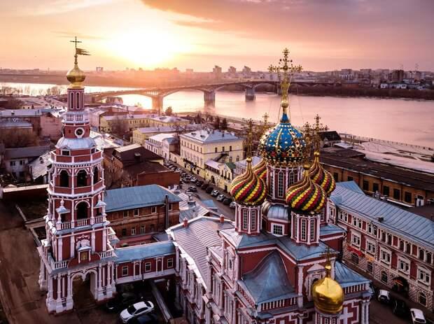 Нижегородская область участвует впроекте «Сокровища России» журнала National Geographic Traveler