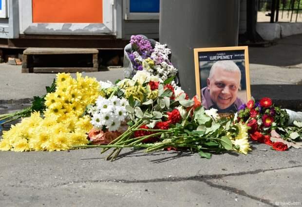 Покушение на журналиста в центре Киева, напоминающее высланное из Москвы предупреждение
