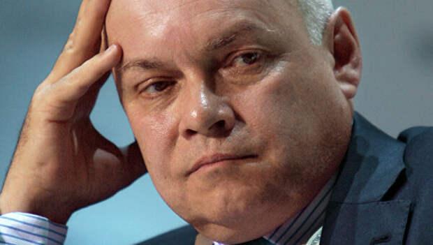 Киселёв обвинил безработных студентов в раздувании протестов в России