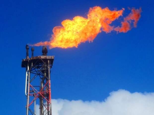 Штрафы за сжигание газа в факелах планируют пересмотреть в Казахстане