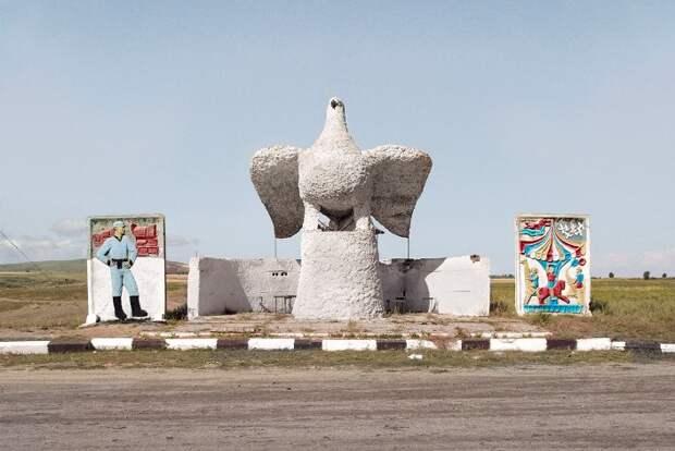 Советские автобусные остановки как шедевры архитектуры