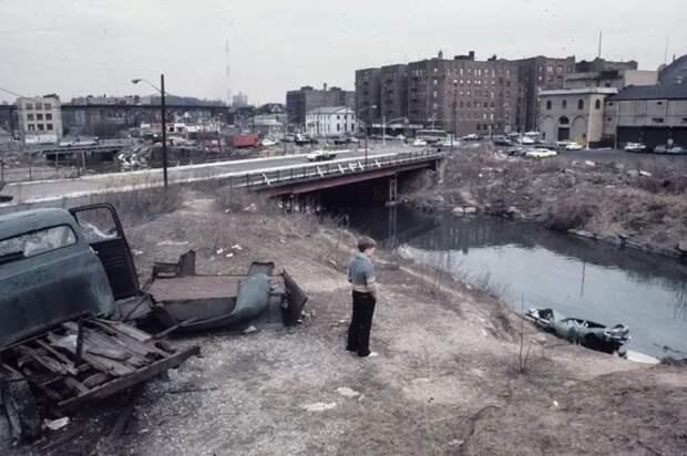 Нью-Йорк 70‑х годов