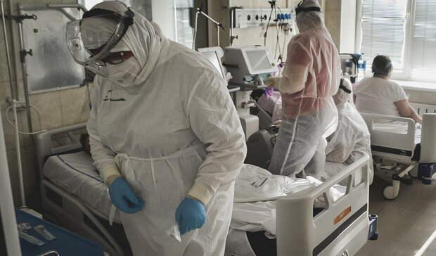 В Оренбуржье с начала пандемии от COVID-19 скончались 405 человек