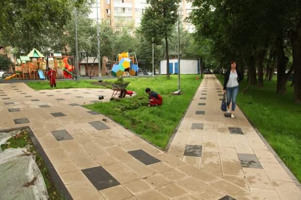 Ограждения на улицу Лавочкина вернутся по программе благоустройства – управа